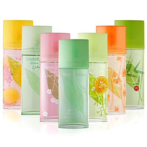 Elizabeth Arden 伊莉莎白 雅頓 綠茶系列限量淡香水 100ml【BG Shop】多款供選