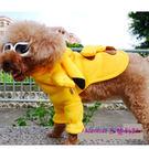 巴黎彩虹 皮卡丘站立寵物裝立體造型/聖誕節.寵物衣.寵物衣服變裝服裝.小狗貓2腳衣服 現+預