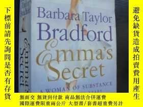二手書博民逛書店Emma s罕見Secret 艾瑪的祕密Y146810 Barb