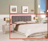 8號店鋪 森寶藝品傢俱 c-01 品味生活臥室 床組系列 535-1 (7+9) 愛莎6尺雙人床(不含床墊)