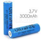 18650 3000mAh 充電電池