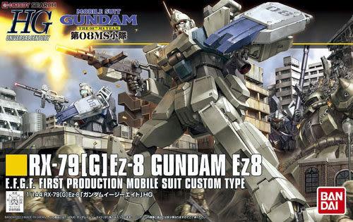 鋼彈模型 HGUC 1/144 第08MS小隊 RX-79[G] 鋼彈Ez8 TOYeGO 玩具e哥