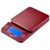 金時代書香咖啡  TIAMO KS-900專業計時電子秤 2kg 藍光 HK0513R-1