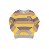 男童保暖條紋針織毛衣 04F15M33