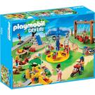 playmobil 城市 兒童遊樂場_PM05024