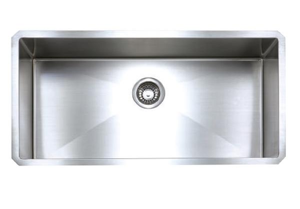 【得意家電】加拿大 KINDRED KCUS36A 不鏽鋼單槽 ※熱線07-7428010
