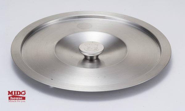 金牛牌 不鏽鋼調理鍋蓋 22cm
