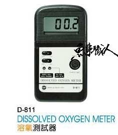 UP 雅柏【溶氧測試器】DO溶氧測試 附電池 D-811 魚事職人