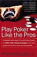 二手書 Play Poker Like the Pros: The greatest poker player in the world today reveals his million-doll R2Y 0060005726