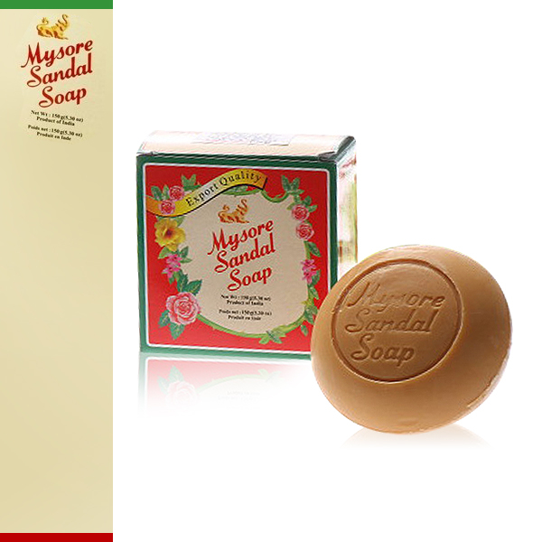 Mysore 頂級檀香香皂 150g 檀香保濕護膚皂 皇家卸用   邁索爾 印度 【YES 美妝】NPRO