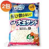 【IRIS】日本 大玉脫臭貓砂(TIO-4L) -4L X 2包