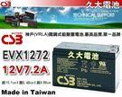 ✚久大電池❚ 神戶電池 CSB EVX1...