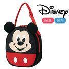 迪士尼 便當袋 手提袋 保溫保冷 米奇 Disney 日本正版 該該貝比日本精品 ☆