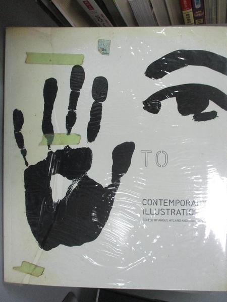 【書寶二手書T1/設計_YAN】Hand to Eye: Contemporary Illustration_Hyland, Angus