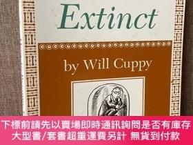 二手書博民逛書店How罕見to Become Extinct(威爾·卡皮《如何變得滅絕》,William Steig插圖,Wode