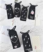 文具盒 創意韓國小清新鉛筆袋簡約女生少女心可愛學生盒袋  夢想生活家
