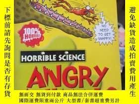 二手書博民逛書店Horrible罕見Science: Angry Animals