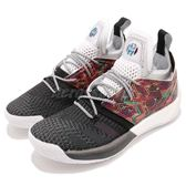 adidas 籃球鞋 Harden Vol.2 Summer Pack 彩色 黑 哈登 男鞋 運動鞋【PUMP306】 AQ0048