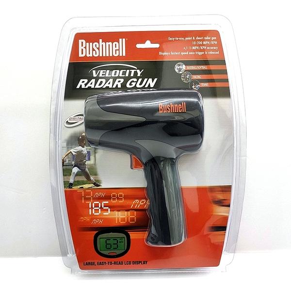 [8美國代購] 棒球測速槍 Bushnell Velocity Speed Gun B0002X7V1Q