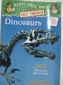 【書寶二手書T1/原文小說_BSS】Dinosaurs: A Nonfiction Companion to Magic Tree House #1