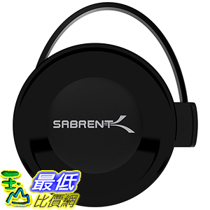 [美國直購] SABRENT WF-RADU Audio Receiver for Home Stereo, Portable Speakers 音頻接收器