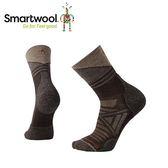 【美國 SmartWool  Phd 戶外輕量減震印花中長襪 《栗子棕》】SW001207/保暖/戶外/運動襪
