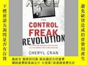 二手書博民逛書店The罕見Control Freak Revolution 68