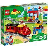 【LEGO樂高】duplo得寶系列  蒸汽列車 #10874