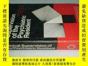 二手書博民逛書店Clinical罕見supervision of the psy
