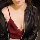 魔法e裳《法式絲絨內衣》絲絨質感*浪漫奢華*無鋼圈内衣*固定式胸墊-F263-2