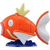 〔小禮堂〕神奇寶貝Pokémon 鯉魚王 迷你塑膠公仔玩具《橘》寶可夢公仔.模型 4904810-11369