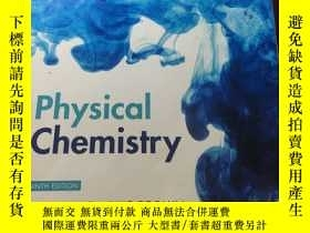二手書博民逛書店Atkins罕見Physical Chemistry volume 1 ninth editionY39609