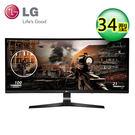 LG 34吋 21:9 曲面寬螢幕 電競...