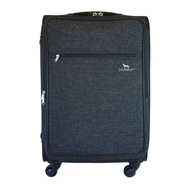 YUE HUSKY 行李箱 28吋 輕量 防潑水 拉桿布箱 登機箱 YU-7028 新版 得意時袋