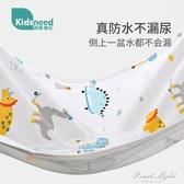 隔尿墊嬰兒防水透氣可洗夏天大號水洗月經姨媽床墊超大表純棉隔夜 果果輕時尚
