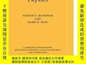 二手書博民逛書店Heavy罕見Quark Physics (cambridge Monographs On Particle Ph