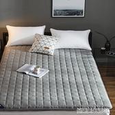 全棉床墊褥子雙人1.8m床褥墊1.5榻榻米墊子折疊學生宿舍1.2米墊被