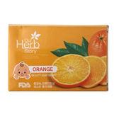Our Herb Story韓方嬰兒柑橘美容皂100g【愛買】