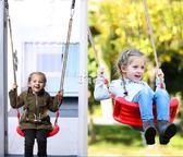 鞦韆吊椅 小孩玩具兒童鞦韆室內戶外蕩鞦韆大彎板鞦韆座椅小孩寶寶吊椅鞦韆igo 俏腳丫