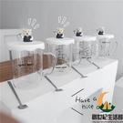 卡通可愛萌熊馬克杯個性刻度玻璃水杯帶勺子帶蓋早餐杯【創世紀生活館】