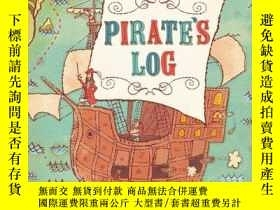 二手書博民逛書店Pirate s罕見LogY256260 Avery Monsen Chronicle Books 出版20