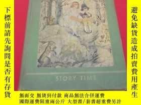 二手書博民逛書店罕見MYBOOKHOUSE【破損--少頁】不影響閱讀Y289048 STORYTIME STORYTIME