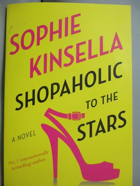 【書寶二手書T7/原文小說_GSS】Shopaholic to the Stars_Sophie Kinsella