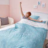 床包 / 雙人【魚悠悠】含兩件枕套  100%純天絲  戀家小舖台灣製AAU201