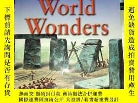 二手書博民逛書店World罕見Wonders (100 Facts) 世界奇觀Y349017 Adam Hibbert Mil