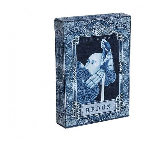 【USPCC撲克】Blue Blood REDUX playing cards 藍血 再臨撲克牌