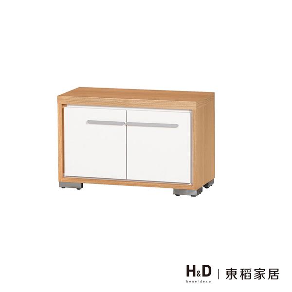 明日香2尺坐鞋櫃(21JS1/413-6)/H&D東稻家居