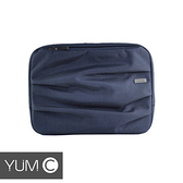 【風雅小舖】【美國Y.U.M.C. Haight城市系列Laptop sleeve13吋筆電包 深海灰】電腦包/保護包/斜肩包