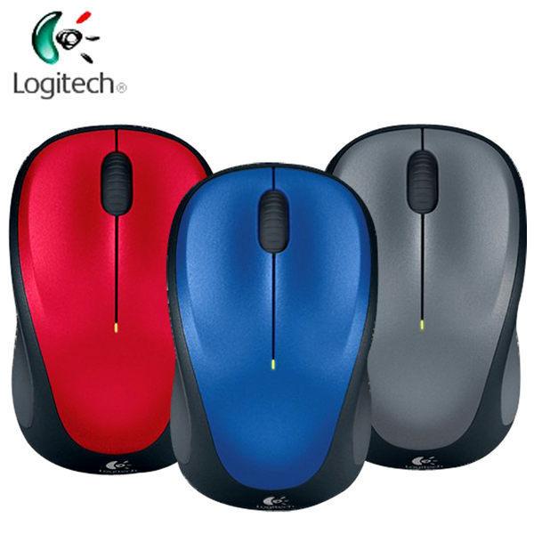 全新 羅技 Logitech M235 無線滑鼠 /先進光學追蹤定位 灰