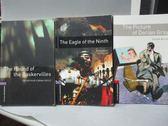 【書寶二手書T7/原文小說_LDI】The Eagle of the Ninth_The Hound…_共3本合售